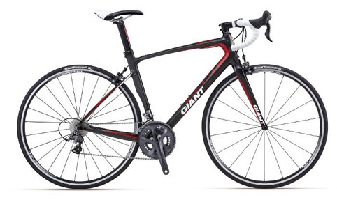 Giant Avail Advanced 2 racefiets